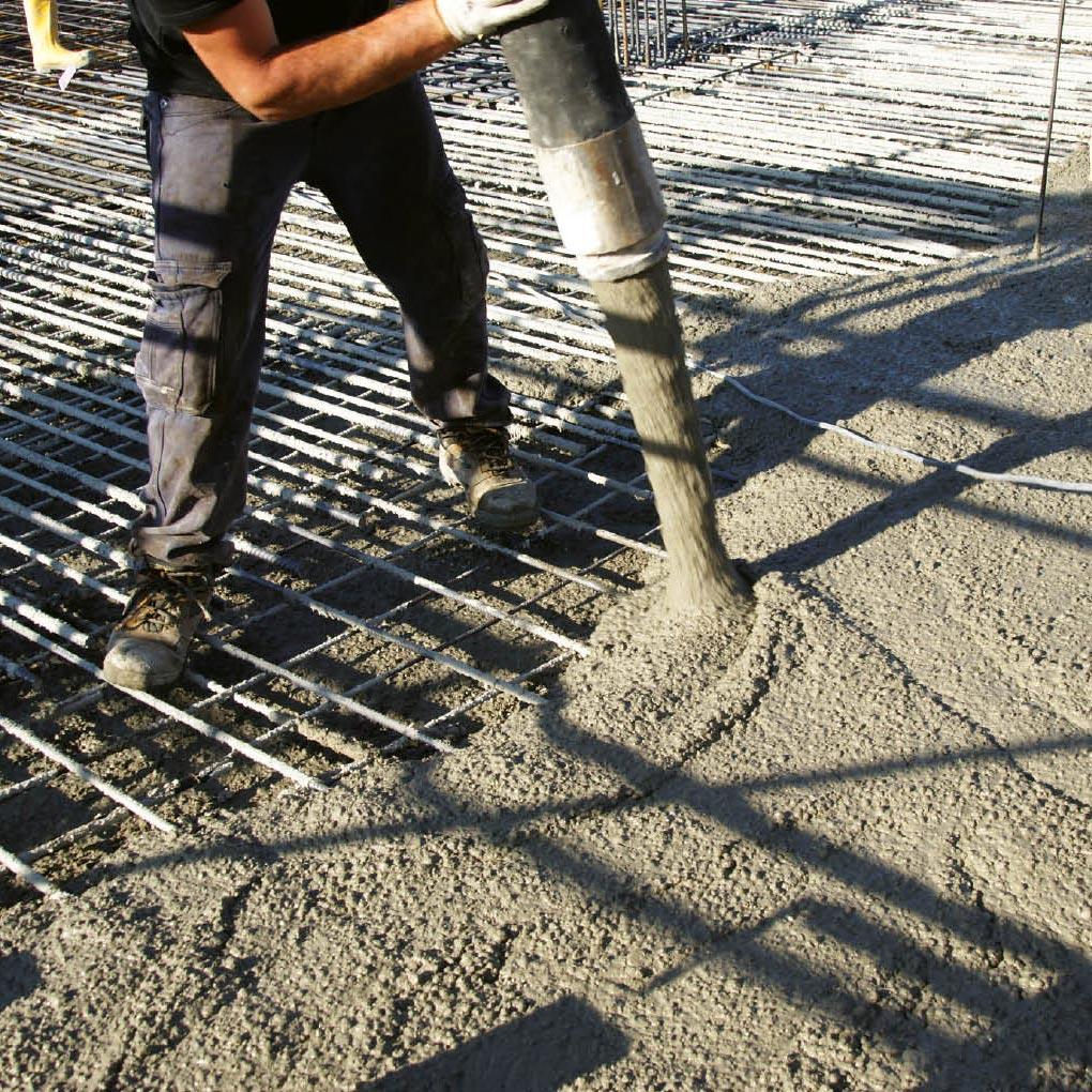Lightweight Aggregate Concrete Batching