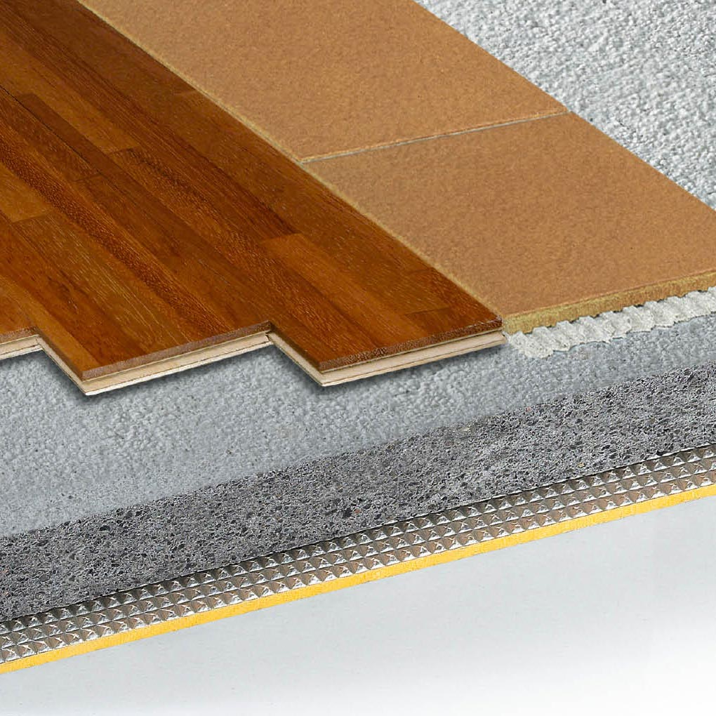 Lightweight screeds and substrates